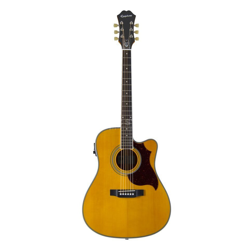FT-350SCE Acoustic-Electric Guitar with Min-Etune