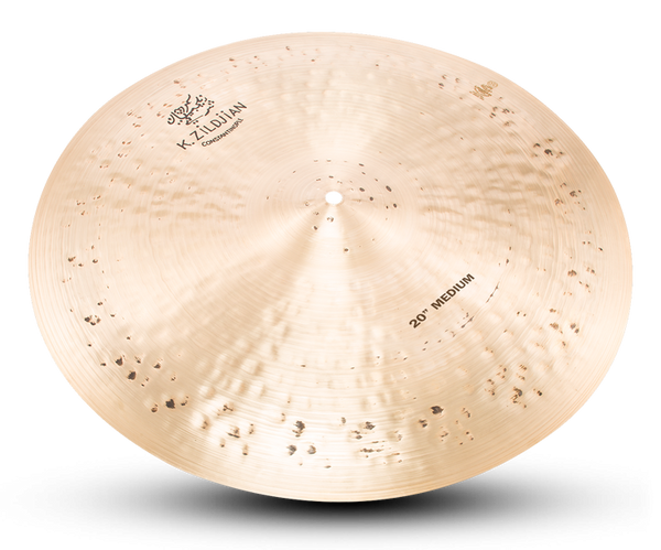 "20"" Zildjian K Constantinople Series Medium Ride Cymbal"