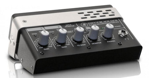 Onyx Blackjack 2x2 USB Recording Interface