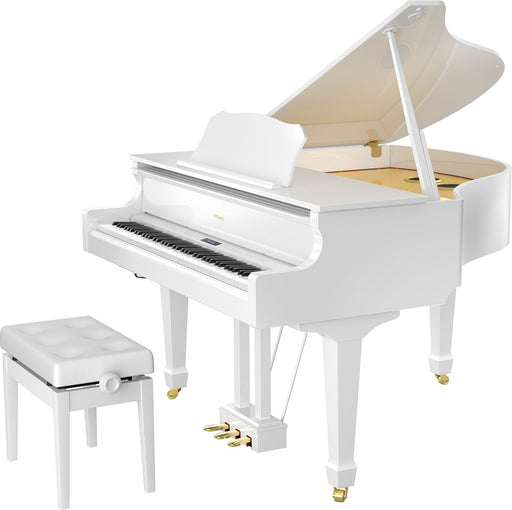 Roland Grand Piano GP-609 Polished White