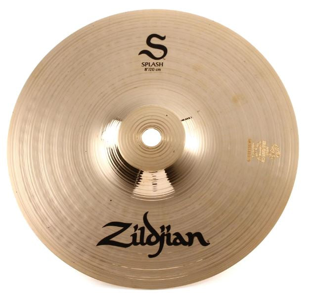 "Zildjian 8"" S Series Splash Cymbal"