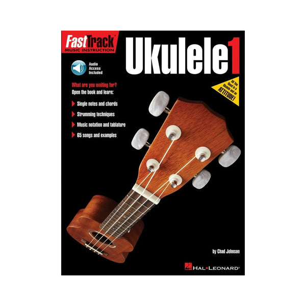 FastTrack Ukulele Method Book 1