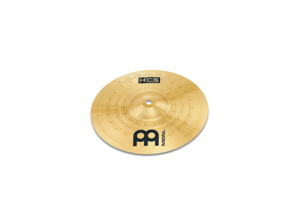 "Meinl 10"" Splash Brass Cymbal"