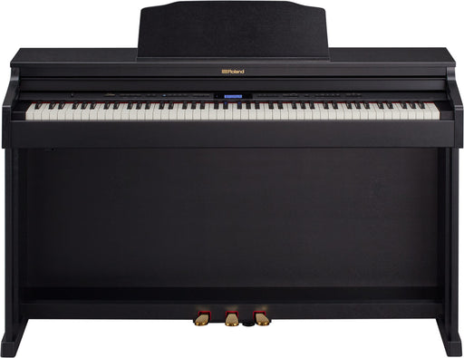 Roland Super Natural Digital Piano HP-601 Contemporary Black