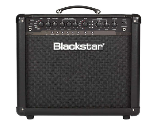ID:30 1x12 30W Programmable Guitar Combo Amp w/FX - Black