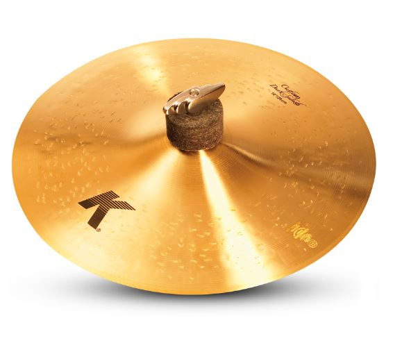 "Zildjian K0932 10"" K Custom Dark Splash Cymbal"