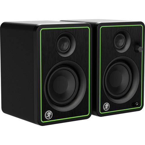 "Mackie CR3-XBT Creative Reference Series 3"" Multimedia Monitors with Bluetooth (Pair)"