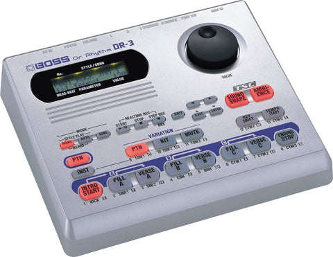 DR-3 Dr. Rhythm Drum Machine
