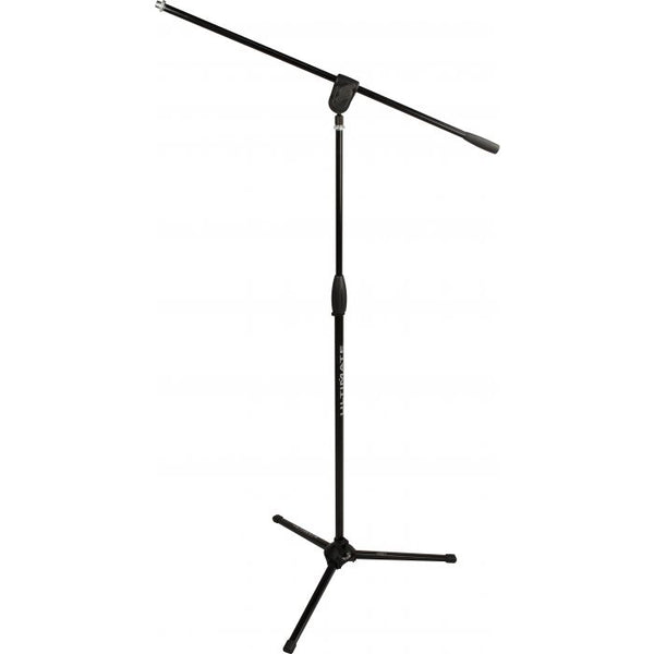 Ultimate Support Microphone Stand with 3-way Adjustable Boom & Tripod Base
