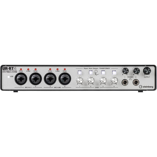 NEW Steinberg UR-RT4 USB Audio Interface with 4 Rupert Neve Transformers
