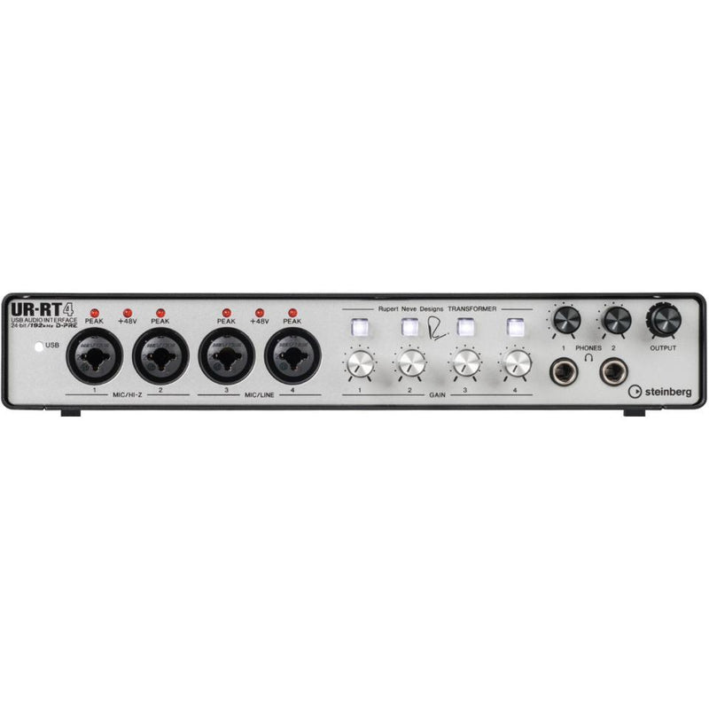 Steinberg UR-RT4 USB Audio Interface with 4 Rupert Neve Transformers