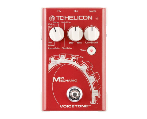 MIC MECHANIC Vocal Effects Pedal