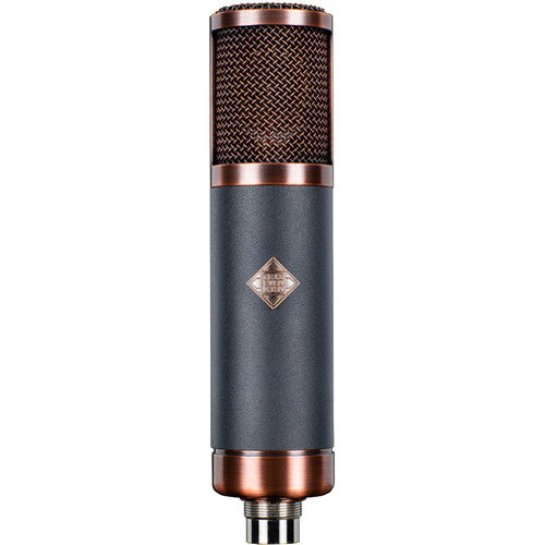 Telefunken TF39 Copperhead Deluxe Large-Diaphragm Multi-Pattern Tube Microphone