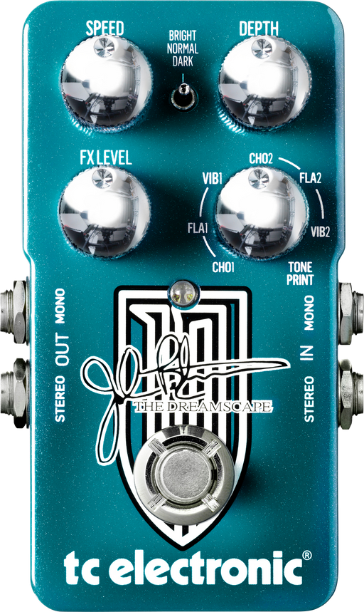 Dreamscape John Petrucci Signature Multi-effects Pedal