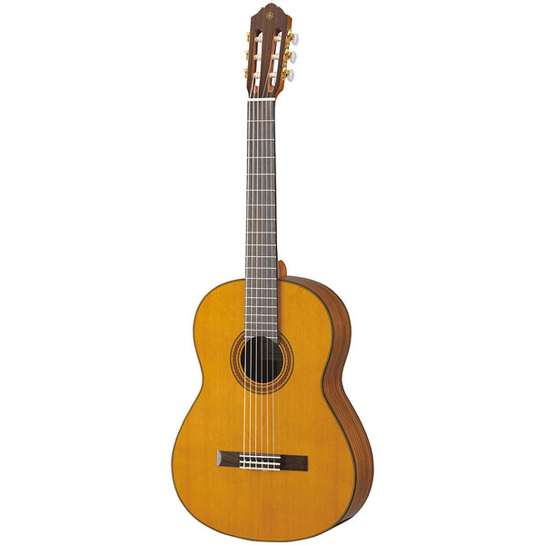 Yamaha CG162C Cedar Top Classical Guitar, Natural