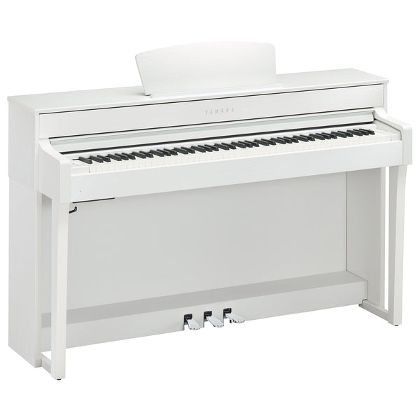 Yamaha Clavinova Digital Home Piano CLP-635 WH