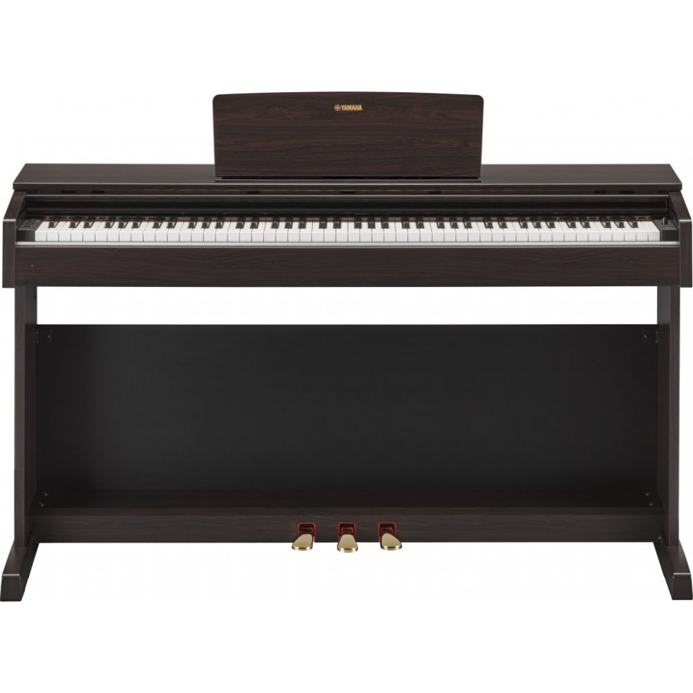 yamaha arius ydp 143r 88 key digital home piano with bench micheo music. Black Bedroom Furniture Sets. Home Design Ideas