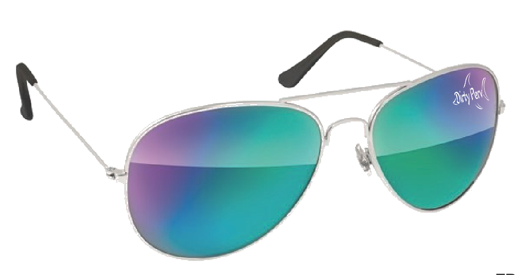 NEW - Aviator Sunglasses - Mirror