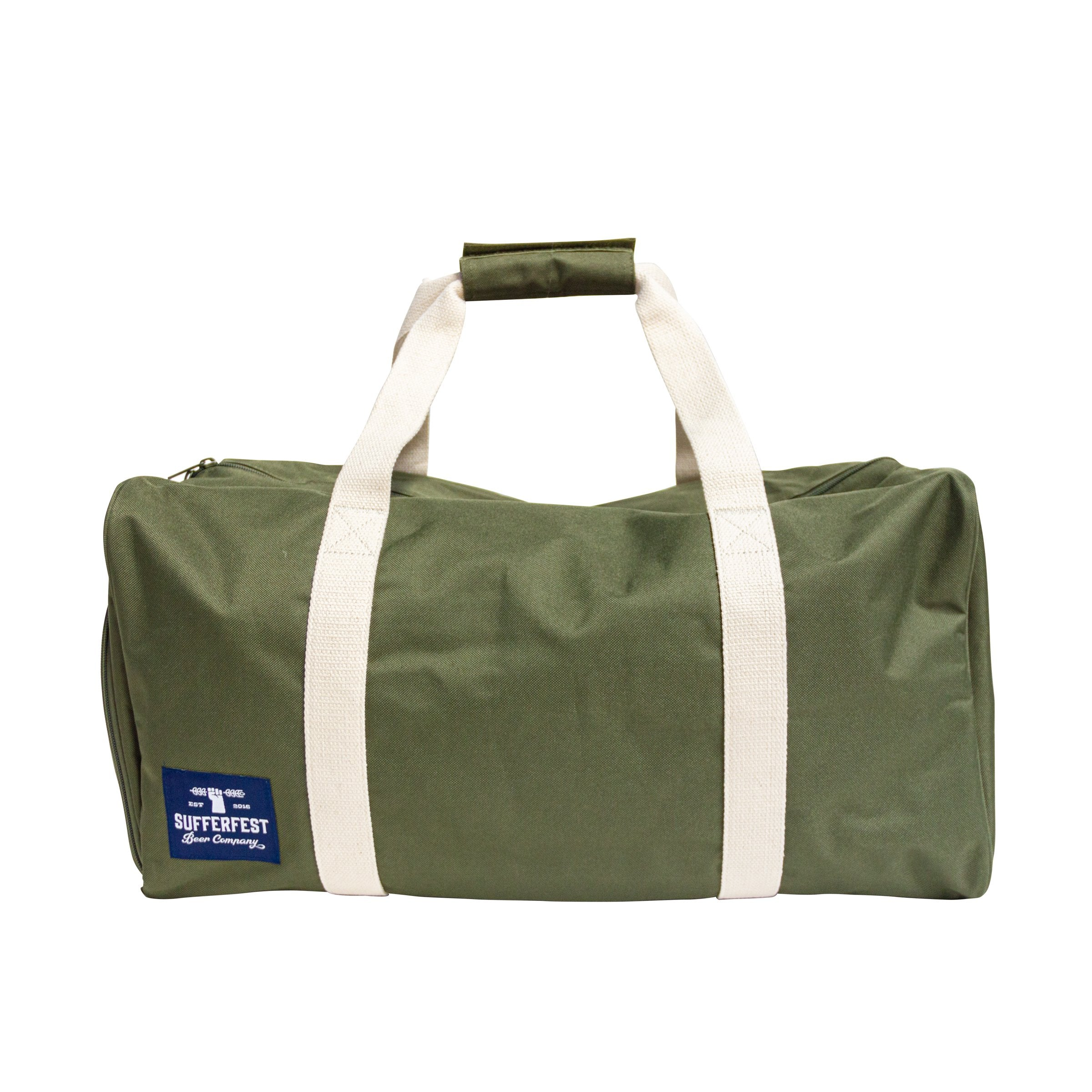 Sufferfest Canvas Duffle Bag