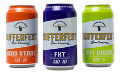 Sufferfest Mixed 6-Pack *CA ONLY*