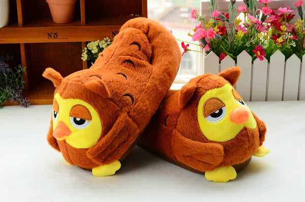 Owl House Slippers