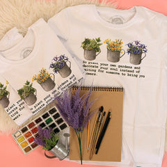 so plant your own garden t-shirt boogzel apparel