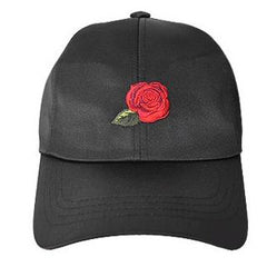 Badass Rose Cap - Boogzel Apparel - 1