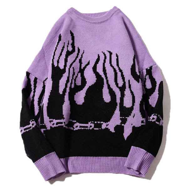Flamin' Sweater