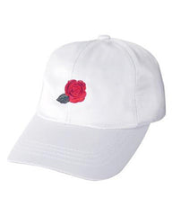 Badass Rose Cap - Boogzel Apparel - 3