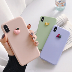 Buy 3D Fruit IPhone Case at Boogzel Apparel Free Shipping Sales