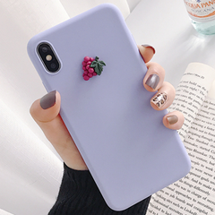 Shop 3D Fruit IPhone Case at Boogzel Apparel