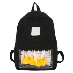 3d duck backpack