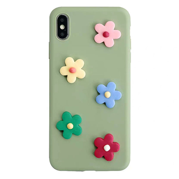 2.0 Pastel Flower IPhone Case
