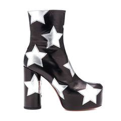 Shop Star Platform Boots at Boogzel Apparel