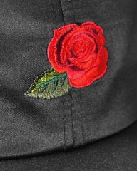 Badass Rose Cap - Boogzel Apparel - 4