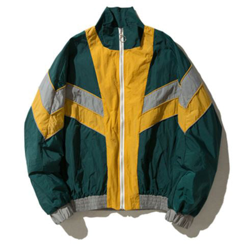 90s Kids Bomber Jacket