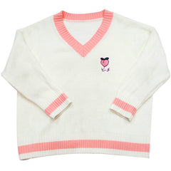 Aesthetic Peach Jumper Boogzel Apparel