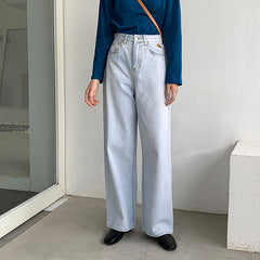 flower embroidery wide pants boogzel