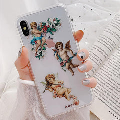 Shop Angel IPhone Case at Boogzel Apparel