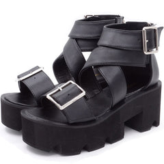 Astronomy Domine Sandals at Boogzel Apparel