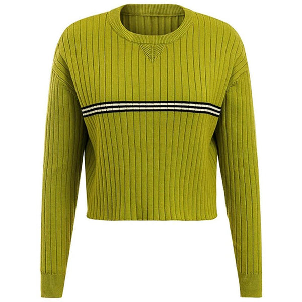 Avocado Green Jumper