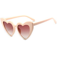 BB Heart Sunglasses at Boogzel Apparel Free Shipping Worldwide. Summer Sales!