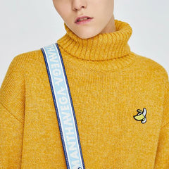 Buy Banana Roll Neck Sweater at Boogzel APparel