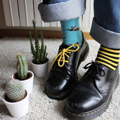 Bee Mismatched Socks