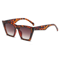 Shop Big Idea Sunglasses Leopard at Boogzel Apparel
