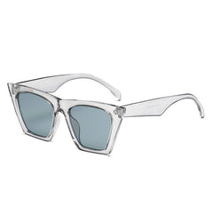 Shop Big Idea Sunglasses Grey at Boogzel Apparel