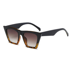 Shop Big Idea Sunglasses Black Leo Leopard at Boogzel Apparel