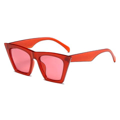 Buy Big Idea Sunglasses Red at Boogzel Apparel
