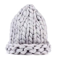 Big Loop Knitted Hat boogzel apparel