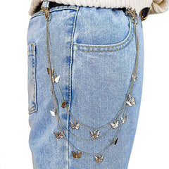 Butterfly Away Pant Chain